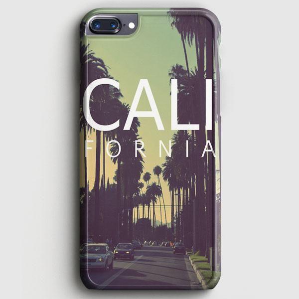 California Republic Flag iPhone 8 Plus Case