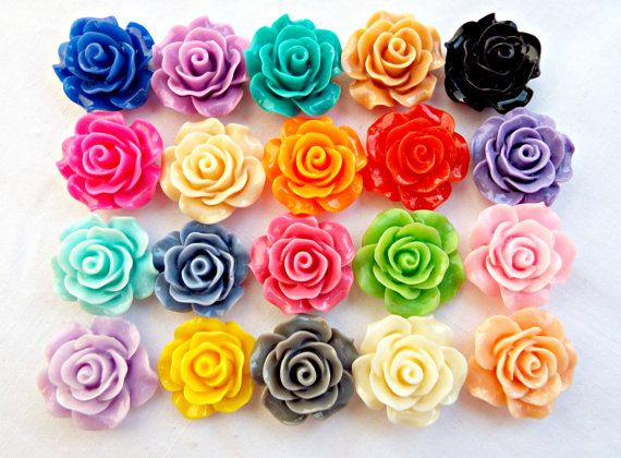 Hey, I found this really awesome Etsy listing at https://www.etsy.com/listing/229402454/200-flower-cabochons-20mm-rose-cabochons