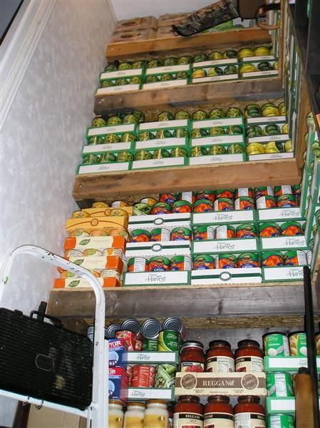 What Do I Need In Order To Survive An Economic Collapse? Part One: Food Storage