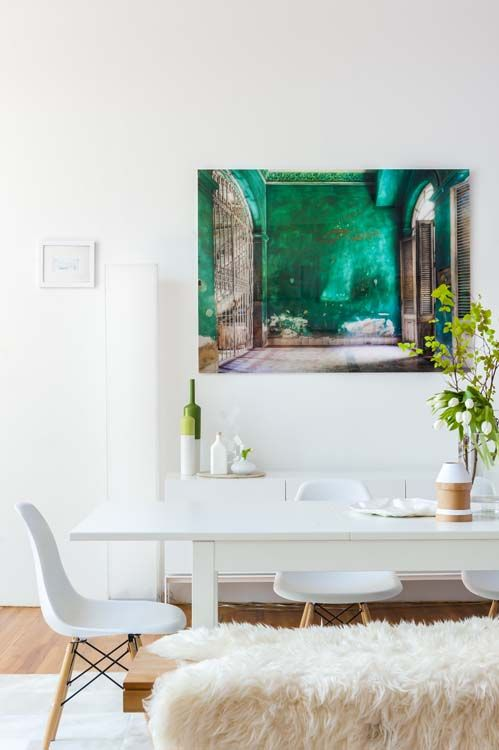 Manhattan a la mode | Photography by Nicole England | At home with Simon | Home Ideas magazine