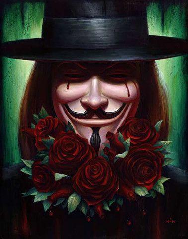 V for Vendetta, N.C. Winters