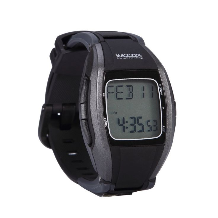 Newest Hot Men&women Sports Wireless Heart Rate Monitor Sport Fitness Watches with Chest Strap Outdoor Cycling. Support Real-Time heart rate detecting;. Heart rate warning,Training level indication,EL back light,Stopwatch,clock, alarm,calorie counter ,. Polar 5Khz watch and chest strap compatible ,Includes limited one-year manufacturer's warranty.