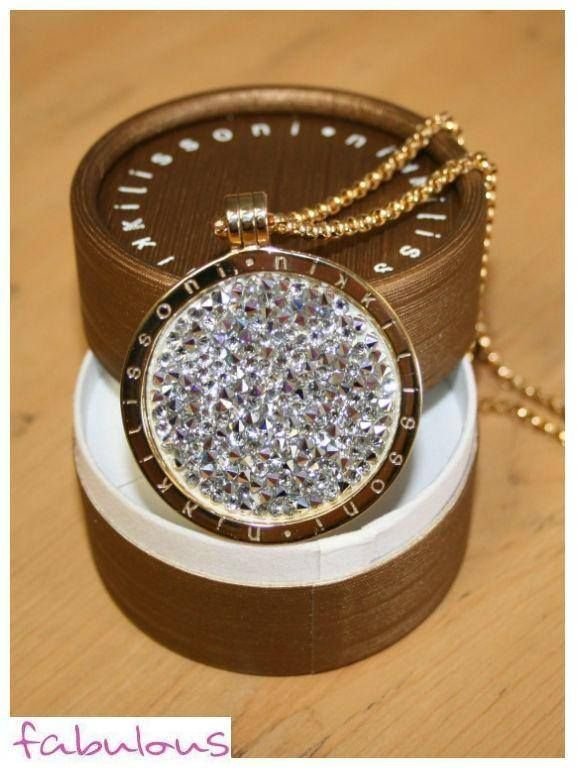 Nikki Lissoni Crystal Rock Gold Set - THIS IS A I WANT - I WANT - I WANT
