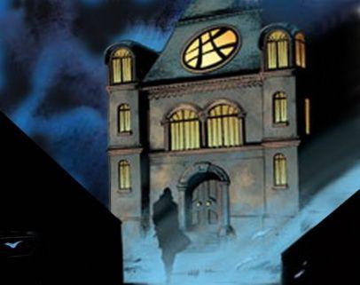 "Speaking of Secret Lairs, here is Doctor Stephen Strange's, ""Sanctum Sanctorum""."