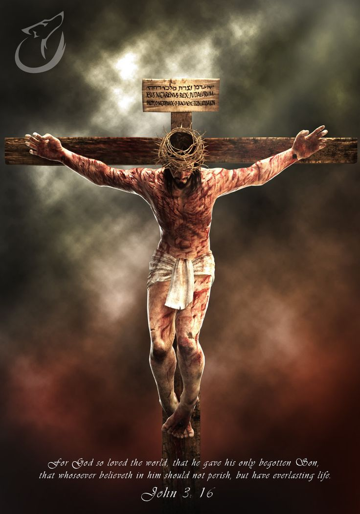 Image result for Crucifixion art realistic