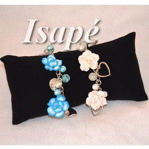 Display kussentje zwart velours voor armbanden. Sieraden presenteren. € 1,95 per stuk!