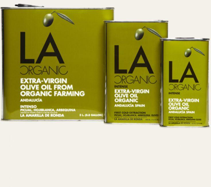 Topbio - Aceite de oliva virgen extra ecológico LA ORI