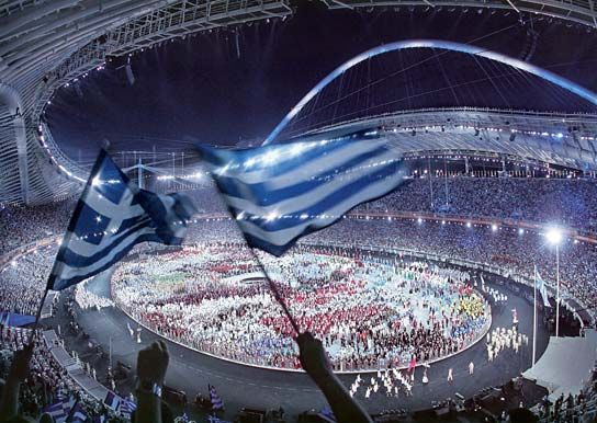 Opening Ceremony of the 2004 Athens Olympic Games