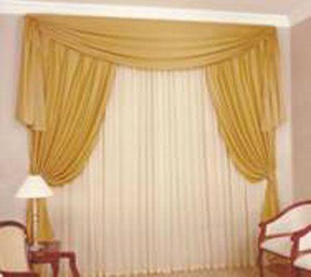 67 melhores imagens sobre cortinas no pinterest - Volantes de cortinas ...