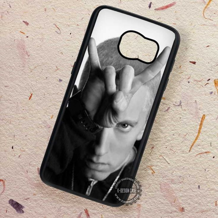 Eminem Rap God Hip Hop Music - Samsung Galaxy S7 S6 S5 Note 7 Cases & Covers