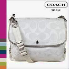 COACH OUTLINE STUDS AND GROMMETS EDIE SHOULDER BAG 31 IN LEATHER #Dillards