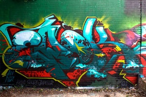 Ewok who has always created top-notch pieces just dropped this burner on the people of Holland.