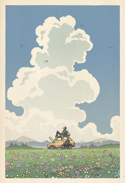 Hayao Miyazaki, Bill Mudron