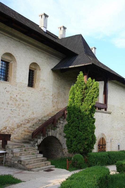 manastirea Cetatuia citadel  monastery fortress citadel Iasi Romania Moldova Moldavia romanian people 9