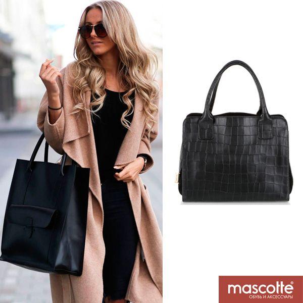 Модный словарь: tote bag Тote bag в переводе с английского «сумка‑переноска».