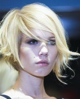 Asymmetrical Bob Haircuts | Short haircut inspiration for 2011 | Salon Tonic