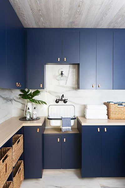 The 25 Best Navy Blue Kitchens Ideas On Pinterest