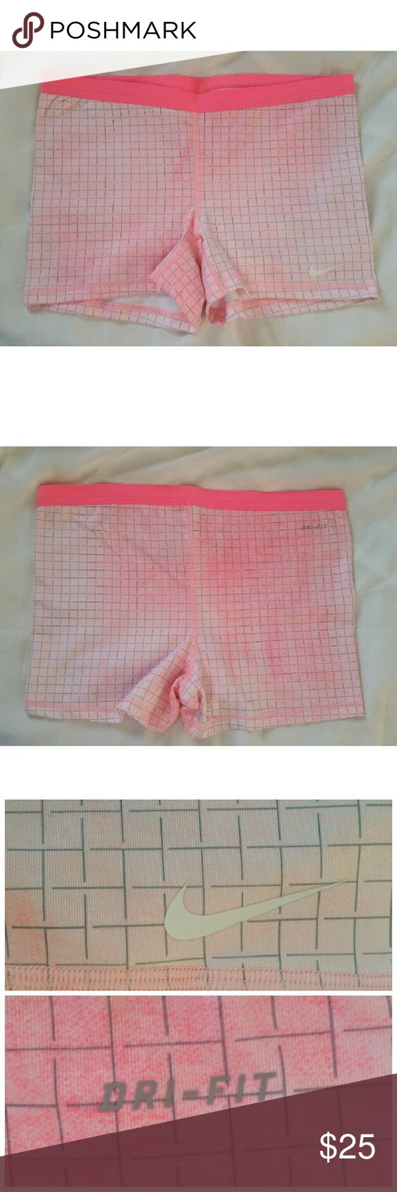 NWOT Nike Shorts NWOT Nike Shorts. These are perfect for the gym or a run!  Tags removed but never worn. Nike Shorts