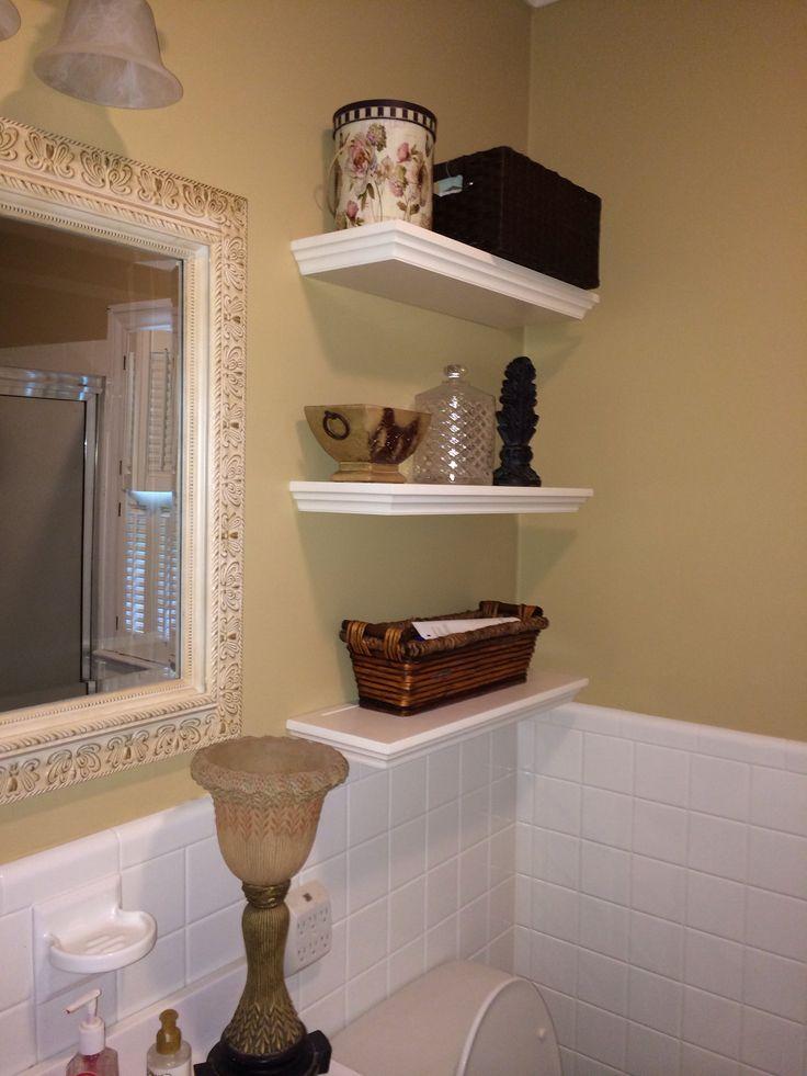 Small bathroom ideas decorating pinterest - Bathroom ideas for small bathrooms ...