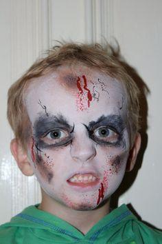 zombie face paint - Pesquisa Google