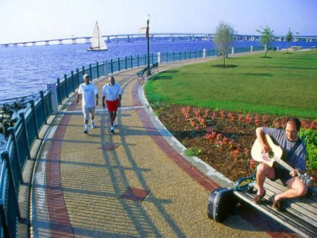 Union Point Park, New Bern NC