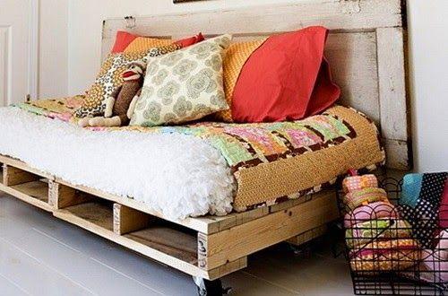 Small&lowcost-Ideas para hacer un sofa | Decoración