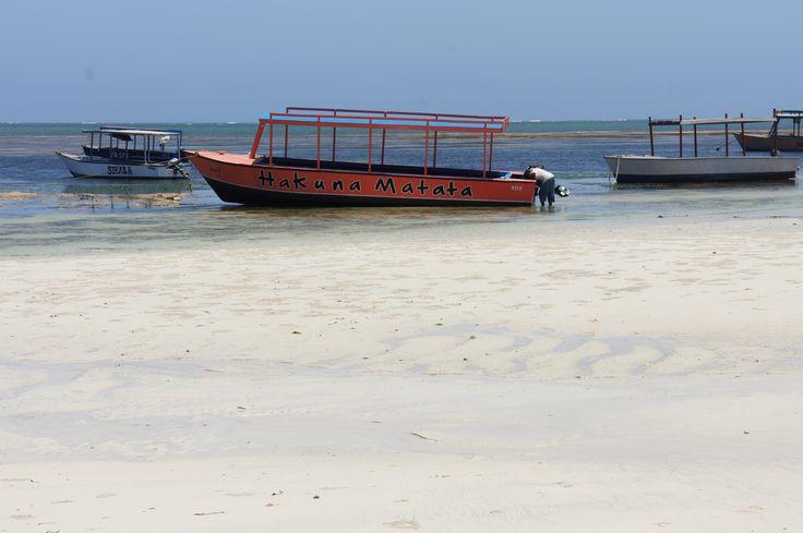 Hakuna Matata ... best no problem boat.