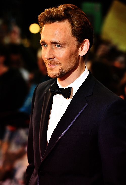 Tom Hiddleston.