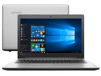 """Notebook Lenovo Ideapad 310 Intel Core i5 - 6ª Geração 8GB 1TB LED 15,6"""" Windows 10   or R$ 2.399,00  R$ None em até 10x de R$ 239,90 sem juros no cartão de crédito"""