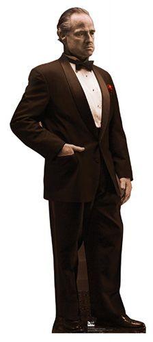 The Godfather - Marlon Brando Lifesize Cardboard Cutout