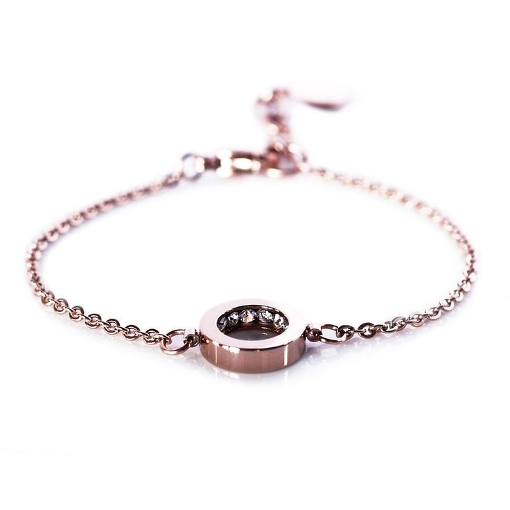 Edblad - Monaco Thin Bracelet Rosegold - hardtofind.
