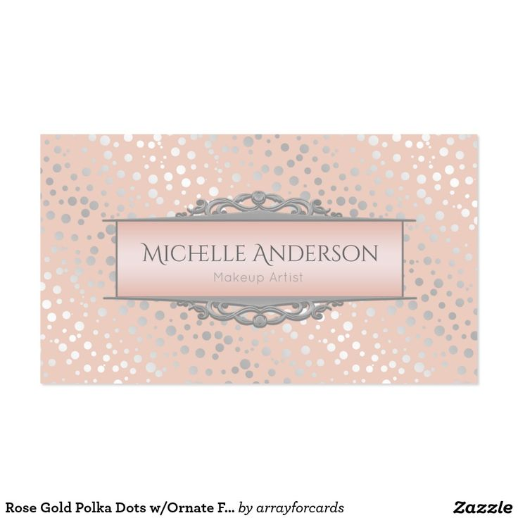 606 best Girly Business Cards images on Pinterest | Art logo, Black ...