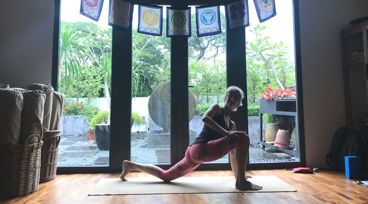 Vinyasa Flow (Mixed Level) at Sarah B Yoga