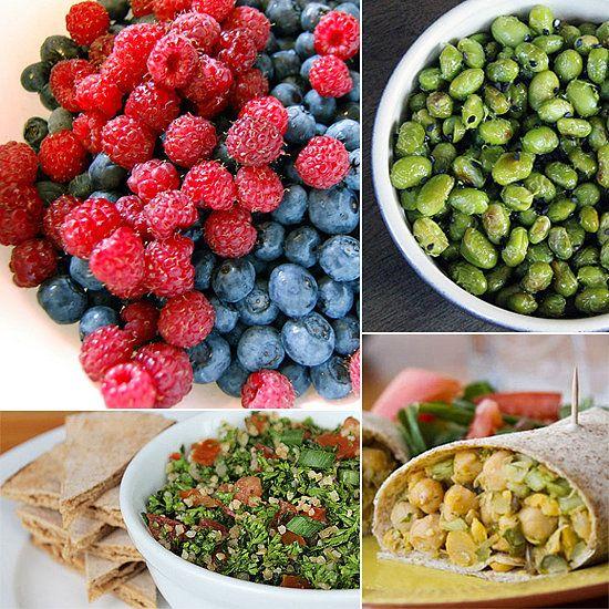 Homemade Healthy Beach Snack Ideas