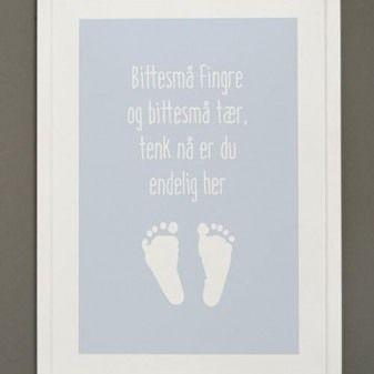 Nyhet! Søte nye A3 rammer er nå i butikk #nyhet #dinbabyshower #nettbutikk #detlilleekstra #babyshower #dåp #navnefest #fødsel #gravid #gave #gaveideer #barnerom #dekorasjon #fotspor www.dinbabyshower.no