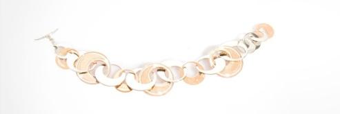 bracelet griffe diamond collection!!