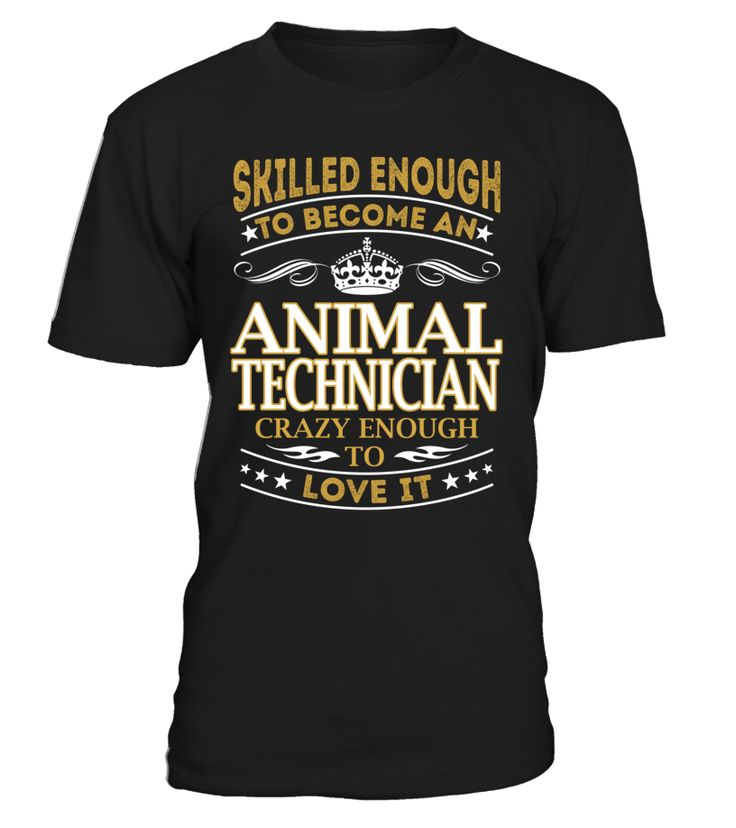 Animal Technician - Skilled Enough To Become #AnimalTechnician