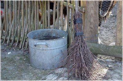 Moje życie na wsi: Zbieram śmiecie...