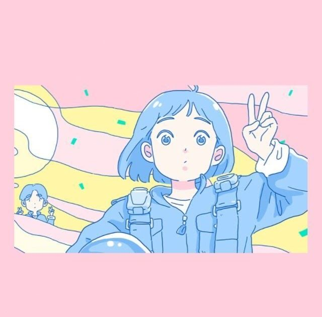 17 Aesthetic Illustration Aesthetic Anime Wallpapers Iphone Pink Peace Anime Wallpape Cute Cartoon Wallpapers Iphone Wallpaper Kawaii Anime Wallpaper Iphone Cute anime tumblr hd wallpaper