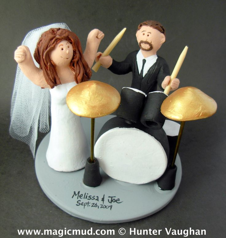 drummer wedding cake topper 1000 images about drummers wedding cake toppers on 13755