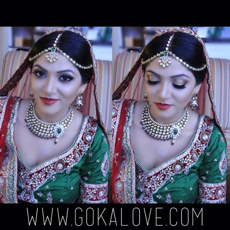 Indian Wedding Makeup and Hair! Boston, Massachusetts, Connecticut, New York, New Hampshire, Makeup Artist, Hairstylist, Matha Patti, Bridal, Bride!