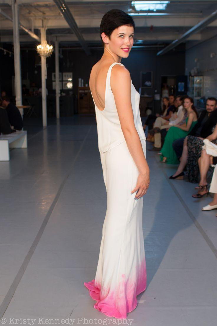 RUNWAY: Boho-rocker bride, The 'Ines', andforlove.com