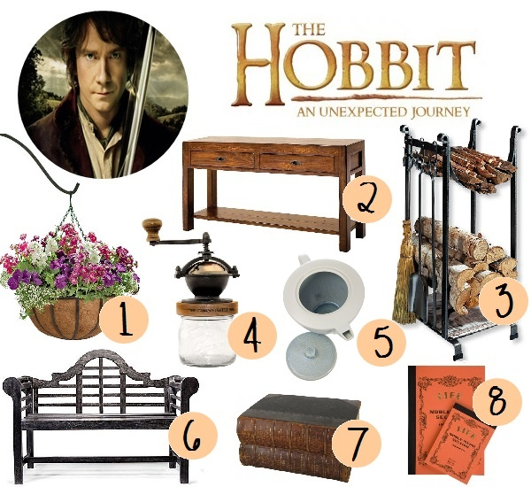 19 best home hobbit hole themed den images on pinterest for Hobbit house furniture