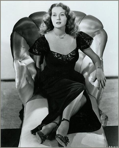 Rhonda Fleming Leggy: 134 Best RHONDA FLEMING Images By Bernardo Gil On