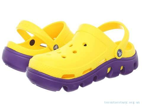Buy Cheap Crocs-Duet Sport Clog(Yellow/Grape)-Women's shoes-Clogs & Mules- $103 (£82.65)  http://www.ourladysfraternity.org