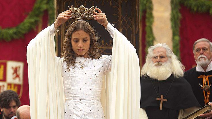Isabel - Serie de RTVE que cuenta la historia de la reina Isabel la Católica.