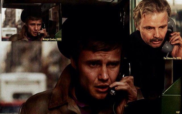 Jon Voight / Midnight Cowboy (1969) - The Odessa File (1974)