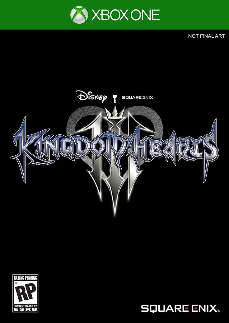 Kingdom Hearts III Pre-Order For Xbox One (Physical Disc)