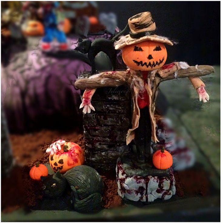 Scarecrow!!