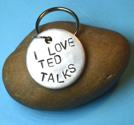 Ted talk gift for her Custom gift by BeesHandStampedGifts on Etsy